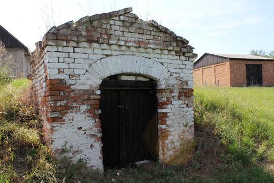 Untere Kellergasse - Vorkappl-Keller von Fred Kroissenbrunner (Grundstück Strauch)