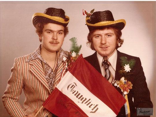 Jahrgang 1959: Franz Krejci  und Franz Fritz