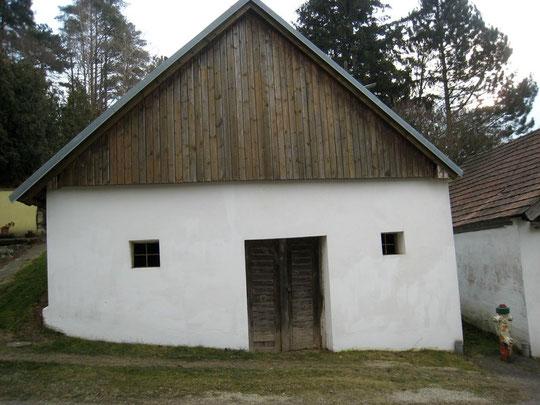 Kohlstatt - Presshaus von Alois Gschwidl
