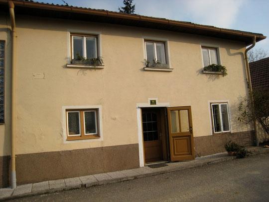 Boentweg - Wohnhaus mit Weinkeller von Antonia Reyländer