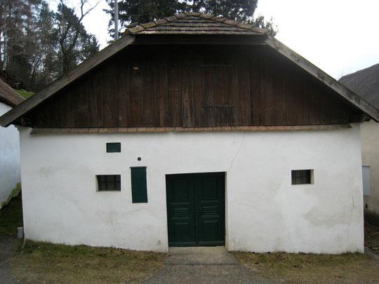 Kohlstatt - Presshaus von Karl Gahr