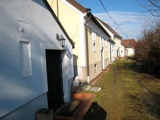 Foto: Untere Kellergasse - ca. Mitte