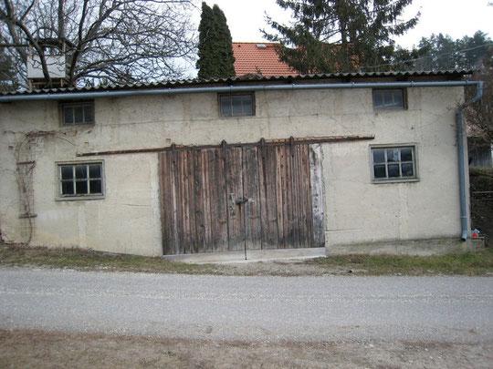 Maria Bründl-Weg - Presshaus von Ernst Schießer