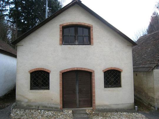 Kohlstatt - Presshaus von Eduard Hösch