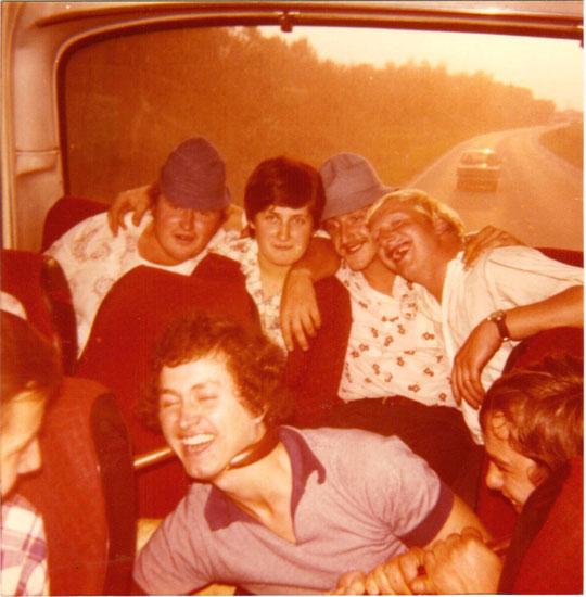Jugendausflug 1975