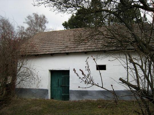 Johannesplatz - Presshaus von Leopoldine Steingassner