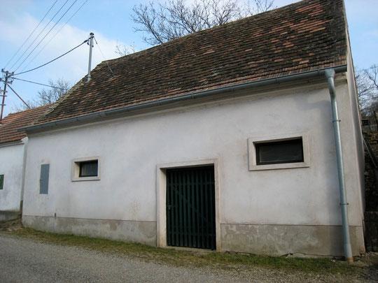 Boentweg - Presshaus von Brigitte Grohotolsky