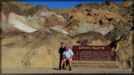 Artist Point/Death Valley