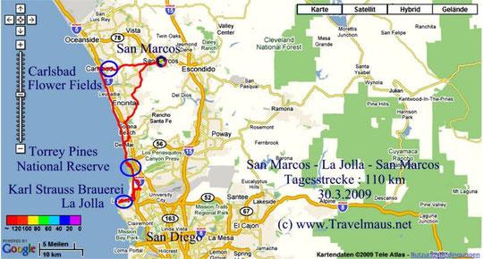 30.3.2009 San Marcos - San Marcos 110 km
