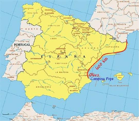 Spanien 2006