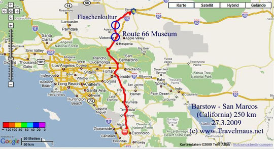 27.3.2009 Barstow-San Marcos 250 km