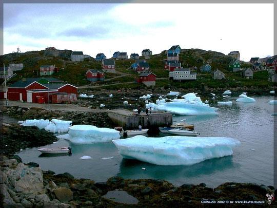 Grönland: Kulusuk 2002 [Foto © Travelmaus.de]
