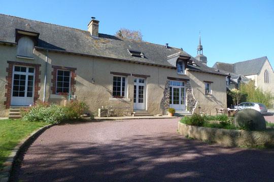 Chambres d'hôtes - Métairie de Domloup