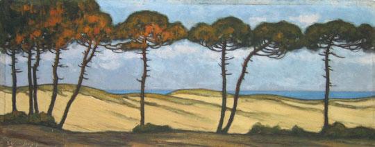 peintre Roger Sourgen
