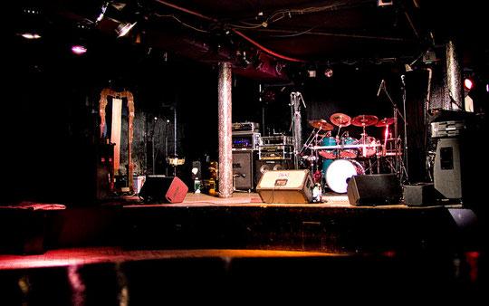 Bild von der Bühne im Musiktheater BAD