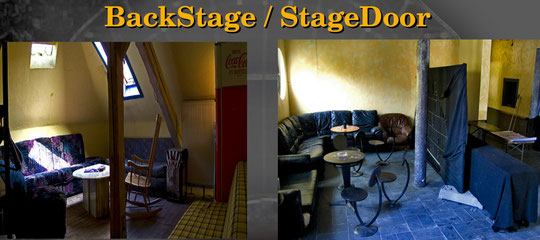 Stagedoor / Backstage