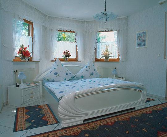 Traumschlafzimmer in weiss!