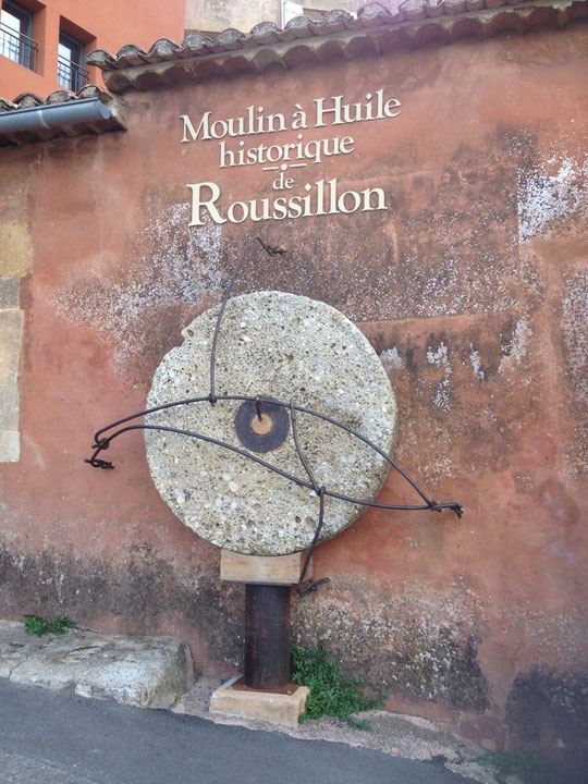 Moulin à Huile de Roussillon
