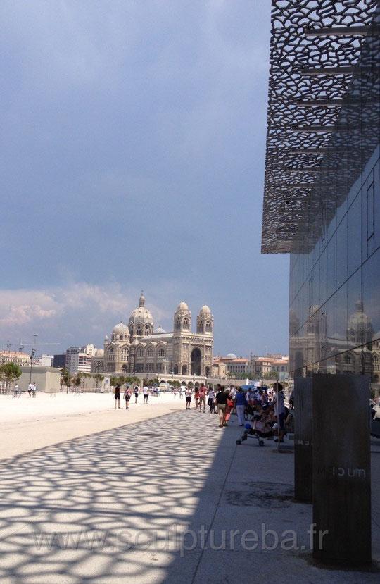 Cathédrale Sainte-Marie Majeure de Marseille