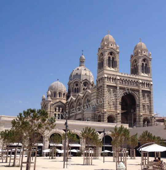 Cathédrale Sainte-Marie de Marseille