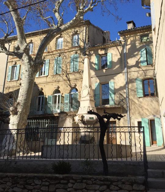 Eyguières, Fontaine Cocotte