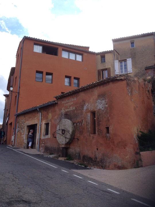 Moulin de Roussillon