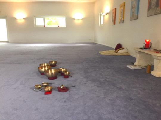 Yoga Raum in Fulenbach