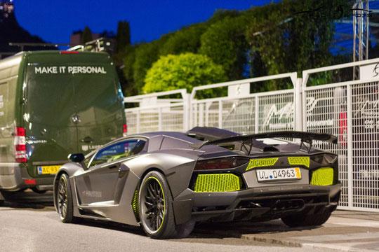 Hamann Lamborghini Aventador LP760-4 Limited Edition