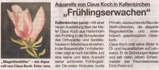 Umschau 21.02.2018