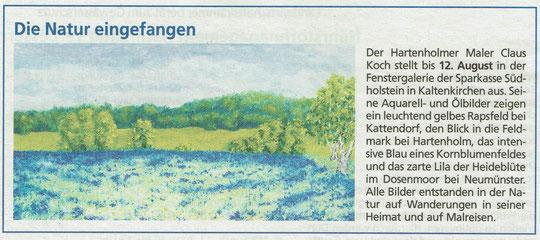 Bauernblatt 13.06.2015
