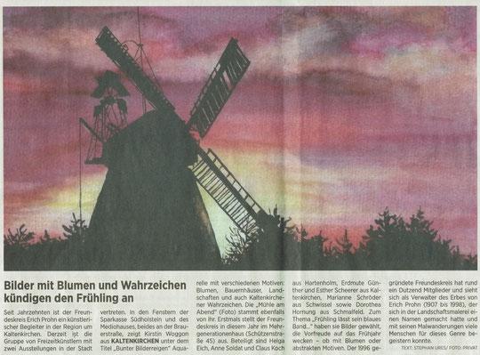 Segeberger Zeitung 18.02.2016