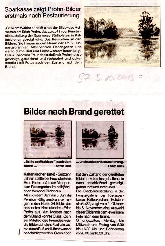 Ausstellung Prohn