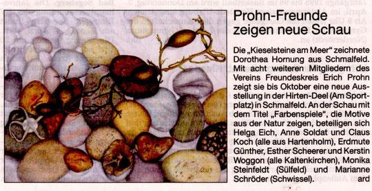 Segeberger Zeitung 29.03.2014