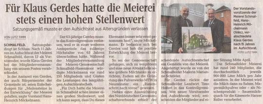 Segeberger Zeitung 20.03.2017