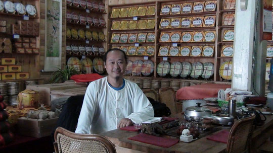 l'enseignant Man Yan Hor