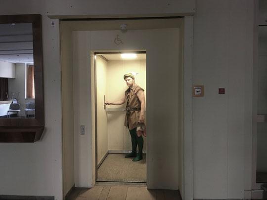 No 7 - The ELEVATOR