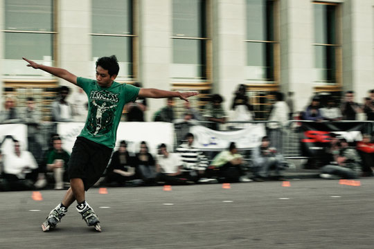 Jireh at the PSWC'09 by RollerBoy