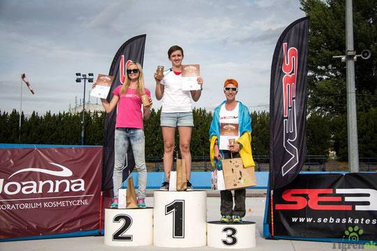 Classic podium by Ksenija Komarchuk