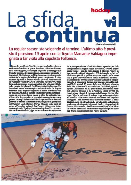 Sportivissimo - Marzo 2008