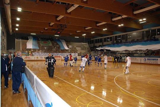 28-10-2008 Valdagno-Follonica 3-5 Andata Finale Coppa Italia 2008