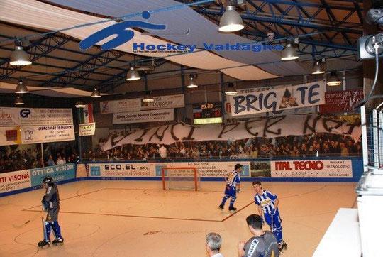 15-03-2008 Valdagno-Portosantense 4-3 ultima partita ufficiale alla Pista Lido