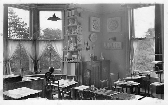 The Art Room, 1937, later the guest room