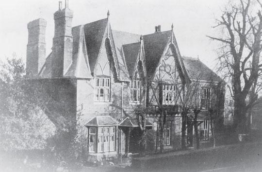 Eastbourne House, demolished in 1935