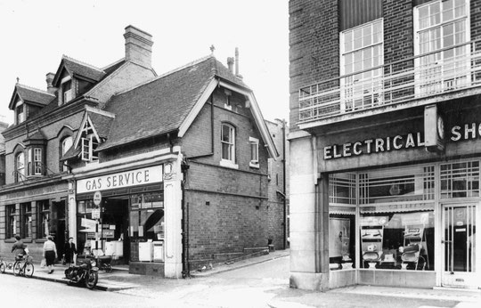 Corporation Gas and Electric services, 1961 (Birmingham Libraries)