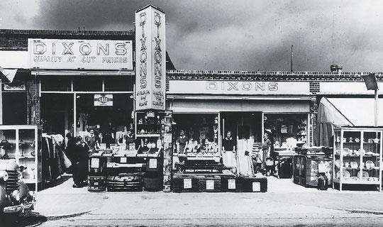 Dixons, c. 1933 (W.N. Dixon via Mike Clarke)
