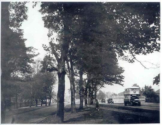 Fox Hollies Road 10 August 1932 (Birmingham Libraries)