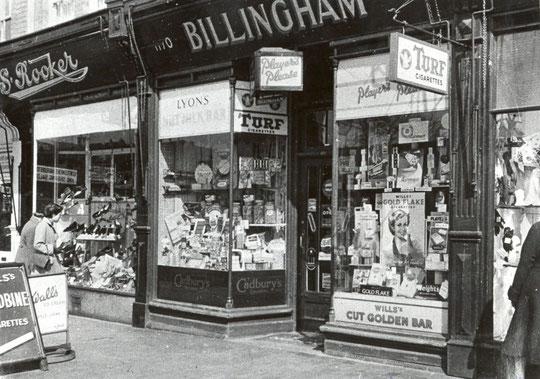 1170 Warwick Road c. 1950 (Mike Wood)