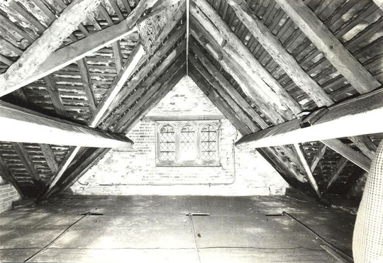 18. North east wing attic