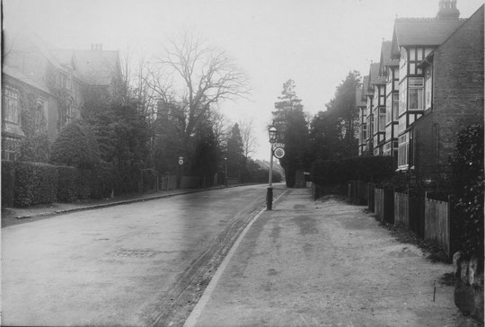 Westley Road, 1931 (Birmingham Libraries)