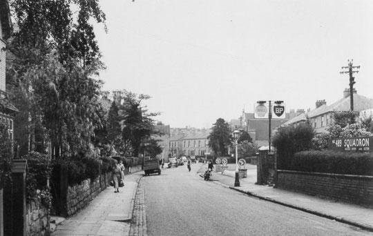 Station Road, 1951